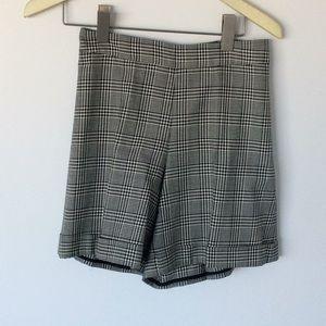 Oscar de la Renta High waisted shorts size 2